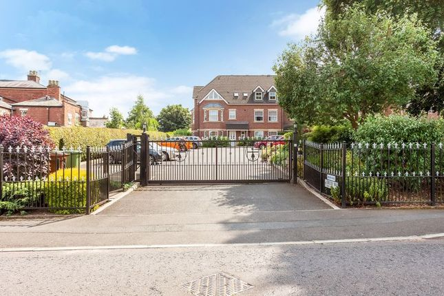 2 bed flat for sale in Obelisk Way, Congleton CW12