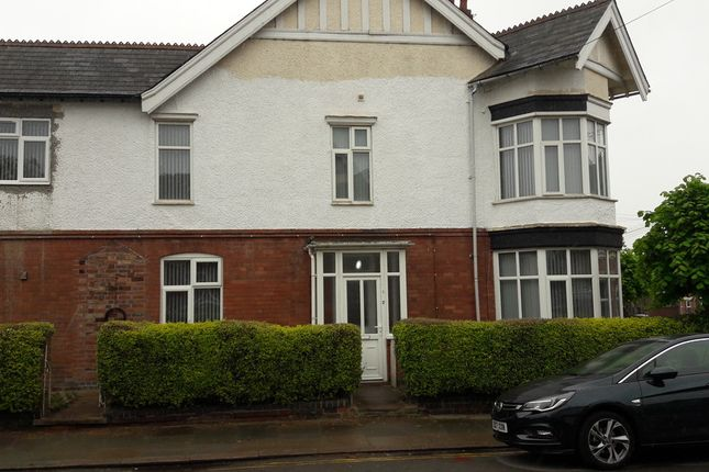 Thumbnail End terrace house to rent in St. Anns Road, Coventry