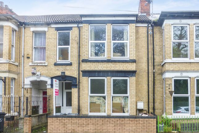 3 bed terraced house for sale in Spring Bank West, Hull