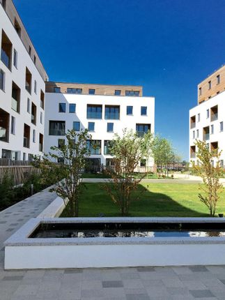 Thumbnail 2 bed flat for sale in 3rd Floor, The Northern Quarters, Capitol Way, Colindale