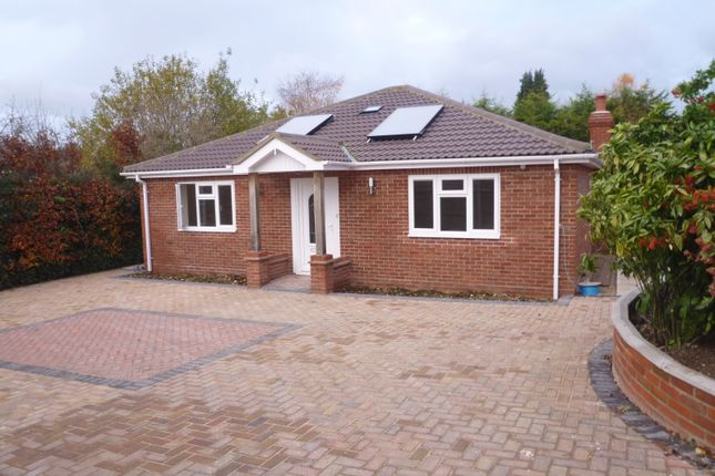 Thumbnail Bungalow to rent in South Road, Clanfield, Waterlooville