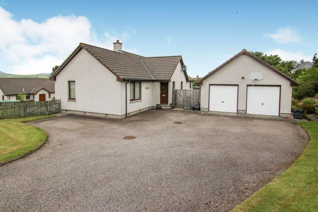 Thumbnail Detached bungalow for sale in Balnatua, Culbokie