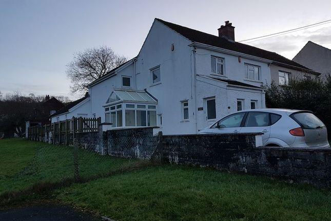Thumbnail Semi-detached house to rent in Gelli Newydd, Golden Grove, Carmarthen
