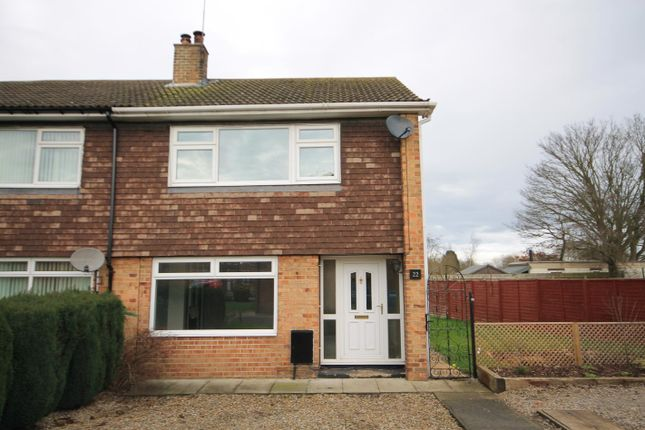 Thumbnail End terrace house to rent in Coniston Way, Carlton Miniott, Thirsk