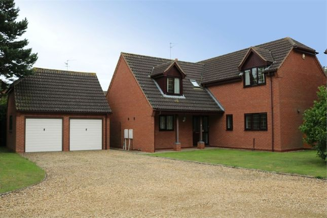 Thumbnail Detached house for sale in South Road, Bourne, Lincolnshire