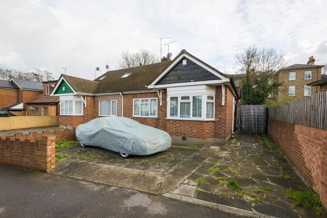 Thumbnail Bungalow for sale in Nightingale Lane, London