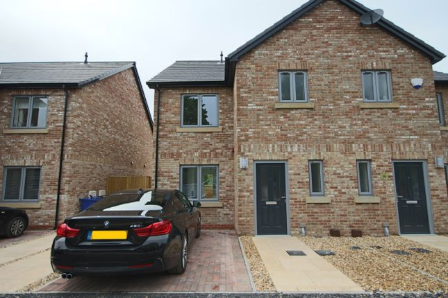 Thumbnail Semi-detached house to rent in Marina View, Burnley