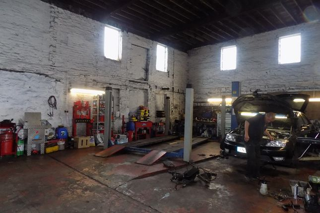 Thumbnail Commercial property for sale in Garage And 63 Sandfields Road, Port Talbot, Neath Port Talbot.
