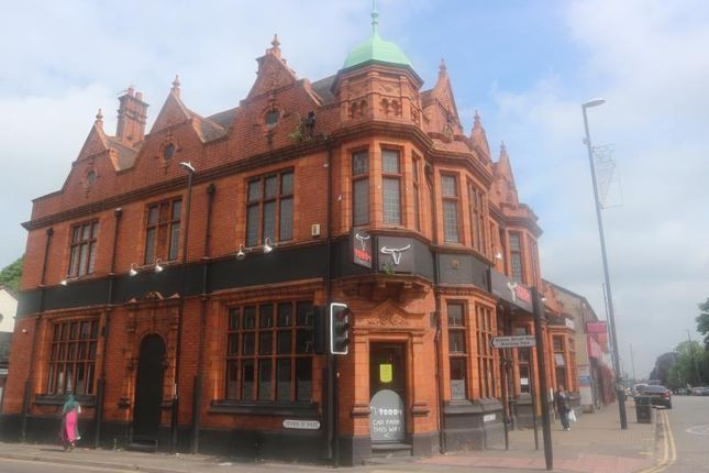 Thumbnail Retail premises for sale in 551, Foleshill Road, Coventry