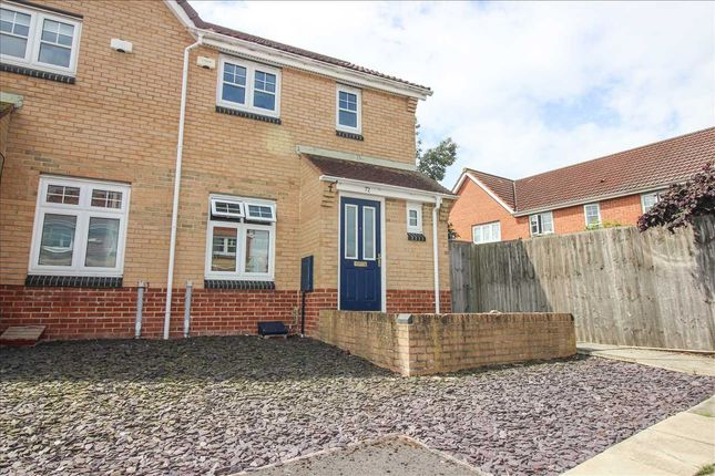 Thumbnail Semi-detached house to rent in Housesteads Gardens, Longbenton, Newcastle Upon Tyne