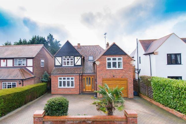 Thumbnail Detached house for sale in Chigwell Rise, Chigwell