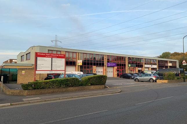 Thumbnail Light industrial to let in Windsor Avenue, Wimbledon