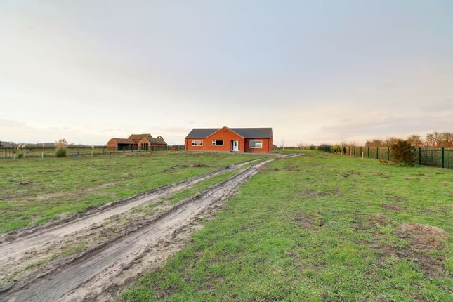 Thumbnail Detached bungalow for sale in Butterwick Road, Messingham, Scunthorpe