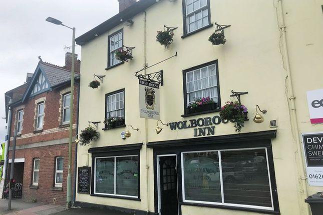 Pub/bar for sale in Mackrells Terrace, Wolborough Street, Newton Abbot