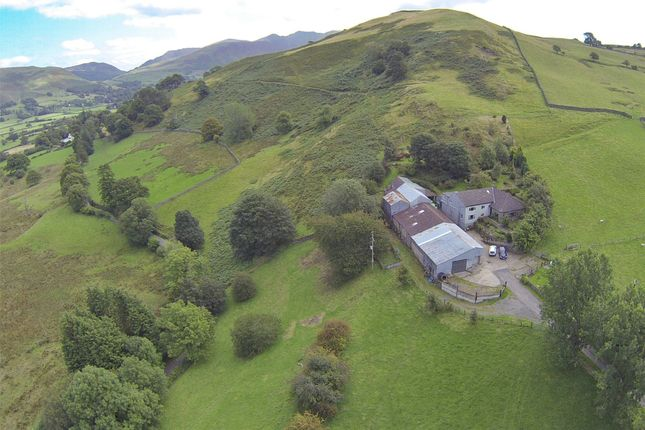Thumbnail Detached house for sale in Crag End Farm, Rogerscale, Cockermouth, Cumbria