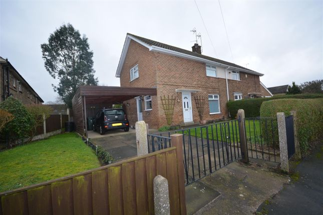 Front Elevation of Croft Road, Keyworth, Nottingham NG12