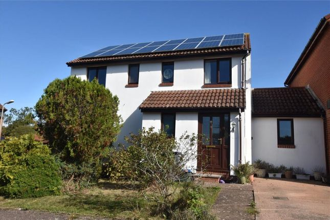Thumbnail Detached house for sale in St. Margarets View, Exmouth, Devon