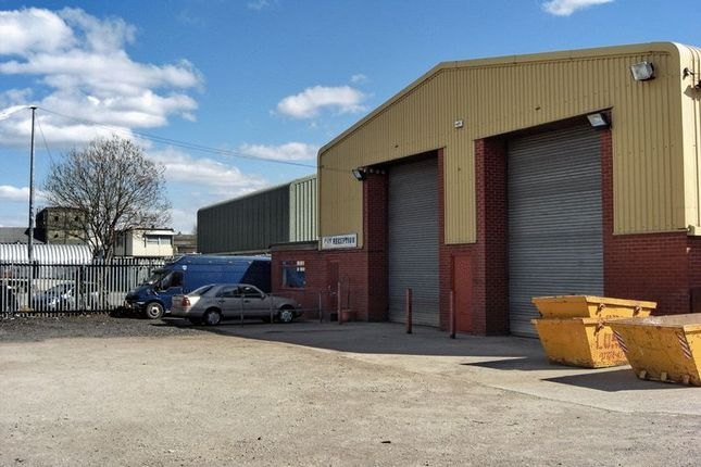 Thumbnail Industrial to let in Royce Trading Estate, Ashburton Road West, Trafford Park, Manchester