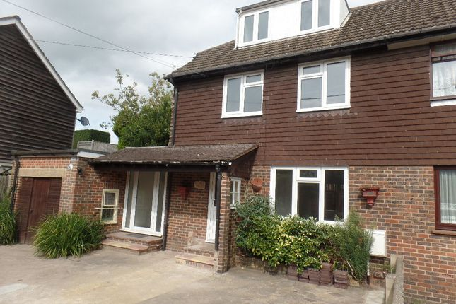 Thumbnail Semi-detached house to rent in Baker Street, Uckfield