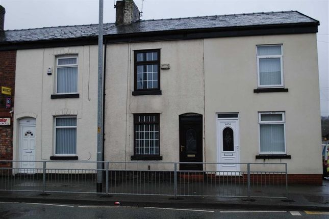 Thumbnail Terraced house to rent in Manchester Old Road, Middleton, Lancashire