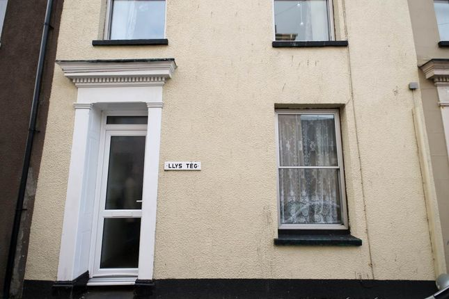 Thumbnail Property to rent in Union Street, Aberystwyth, Ceredigion