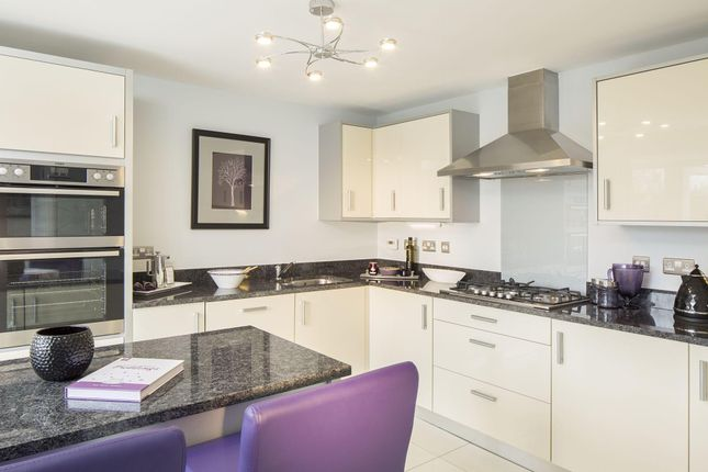 """Thumbnail Detached house for sale in """"Halstead"""" at Saxon Court, Bicton Heath, Shrewsbury"""