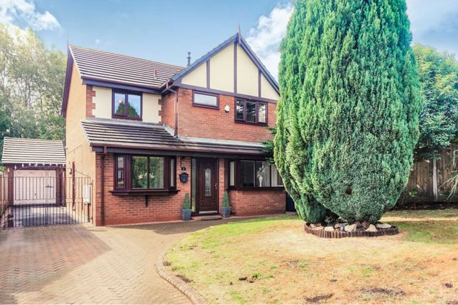 Thumbnail Detached house for sale in Oulton Lane, Liverpool