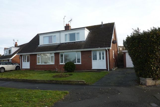 Thumbnail Semi-detached house to rent in Troon Way, Upper Colwyn Bay, Conwy