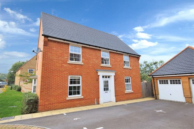 Thumbnail Detached house for sale in Danube Drive, Swanwick, Southampton