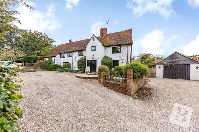 Thumbnail Detached house for sale in Roydon Road, Harlow, Essex