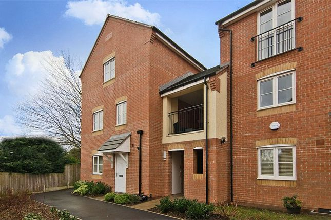 Thumbnail Flat for sale in Hindley View, Rugeley