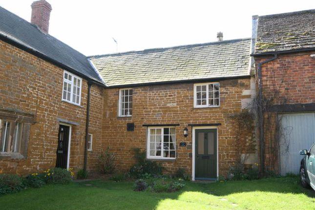 Thumbnail Cottage to rent in Cross Lane, Preston, Oakham