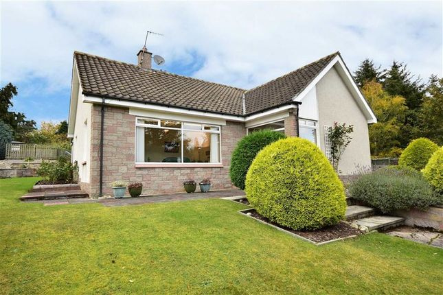 Thumbnail Detached bungalow for sale in Station Road, Newtonmore
