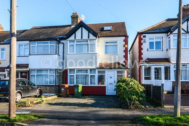 Thumbnail Property to rent in Matlock Crescent, North Cheam, Sutton