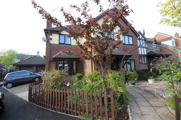Thumbnail Property for sale in Wells Fold Close, Chorley