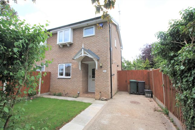 2 bed terraced house to rent in Shelley Road, Blacon, Chester CH1