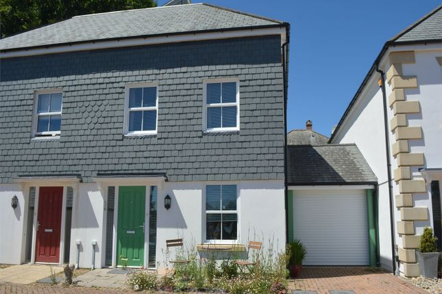 Thumbnail Semi-detached house for sale in Parkdale, School Lane, Truro, Cornwall