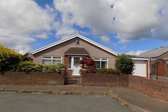 Thumbnail Bungalow for sale in Tywyn Crescent, Port Talbot, Neath Port Talbot.