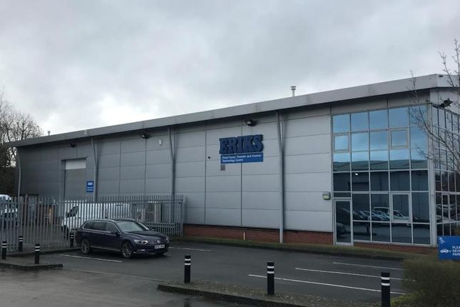 Thumbnail Industrial to let in Unit 3, Banner Park, Wickmans Drive, Coventry