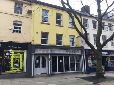 Thumbnail Restaurant/cafe for sale in 55 High Street, Newcastle-Under-Lyme, Staffordshire