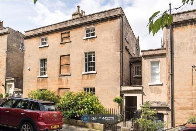 Thumbnail Semi-detached house to rent in Macaulay Buildings, Widcombe, Bath