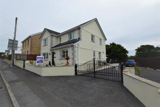 Thumbnail Detached house for sale in Heol Y Meinciau, Pontyates, Llanelli