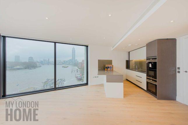 Thumbnail Flat for sale in Four Riverlight Quay, Nine Elms Lane, Nine Elms, London
