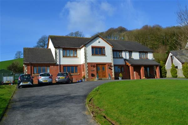 Thumbnail Detached house for sale in Fern Hill, Johnstown, Carmarthen