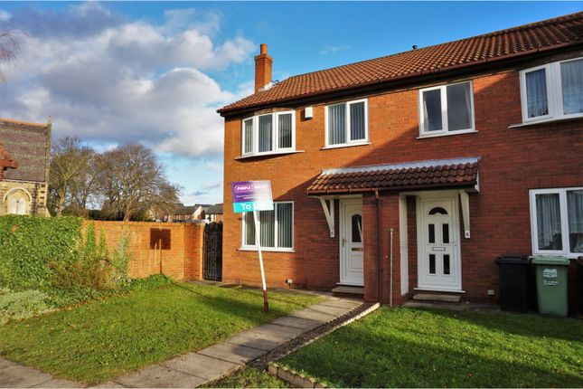 Thumbnail Semi-detached house to rent in St. Marys Court, Castleford
