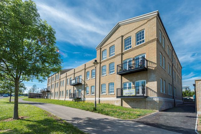 Thumbnail Flat for sale in Coningsby Place, Poundbury, Dorchester
