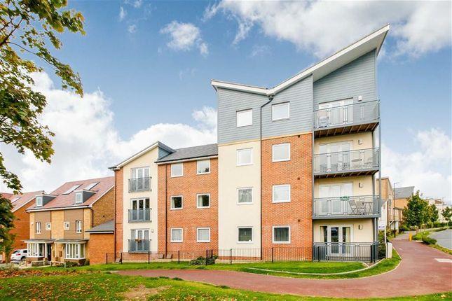 Thumbnail Flat for sale in Addington Avenue, Wolverton Park, Milton Keynes, Buckinghamshire
