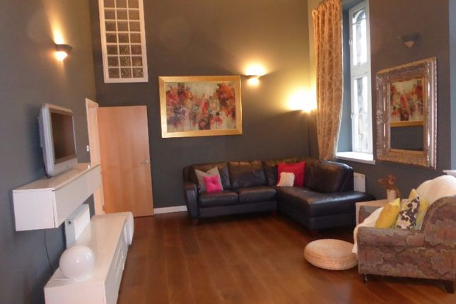 Thumbnail Flat to rent in 1 Smillie Court, City Centre, Dundee