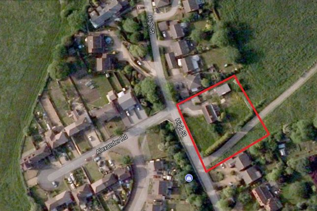 Thumbnail Land for sale in 94 High Street, Wrestlingworth
