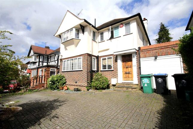 Thumbnail Detached house for sale in The Crossways, Barn Hill Estate, Wembley